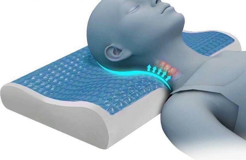 Выбираем ортопедическую подушку при шейном остеохондрозе.