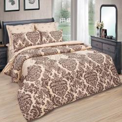 Купить постельное белье из сатина «Канары»