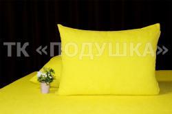 Купить желтые махровые наволочки на молнии в Саратове