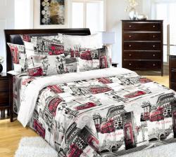 Купить постельное белье из бязи «Лондон 1» в Саратове