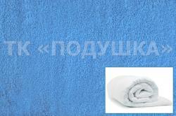 Купить голубой махровый пододеяльник  в Саратове